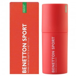 Benetton Sport Woman edt 50 ml spray