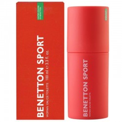 Benetton Sport Woman edt 100 ml spray