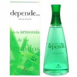Depende de la armonia de los sentidos de Puig edt 200 ml no spray