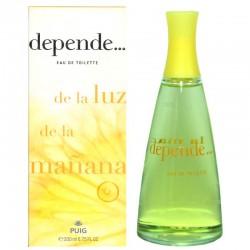 Depende de la luz de la mañana de Puig edt 200 ml no spray