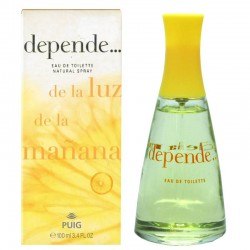 Depende de la luz de la mañana de Puig edt 100 ml spray