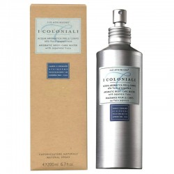 I Coloniali Atkinsons Agua Aromática para el cuerpo con Yuzu japonés 200 ml spray