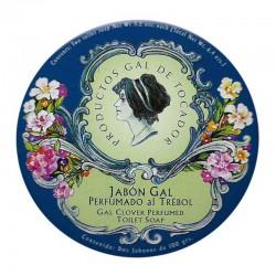 Jabón Gal Perfumado al Trébol 2 jabones de 100 grs