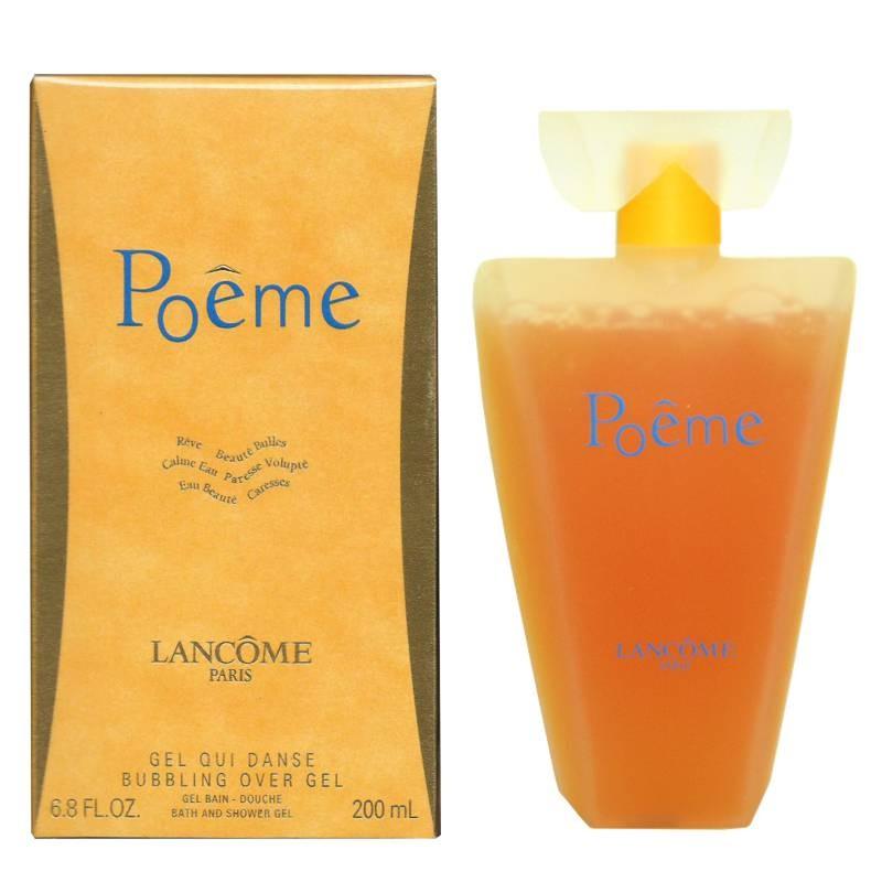 Lancome Poeme Shower Gel 200 Ml Perfumeria Ana