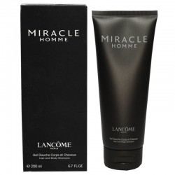 Lancome Miracle Homme Gel de Ducha 200 ml