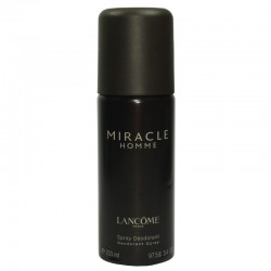 Lancome Miracle Homme Desodorante Spray 150 ml