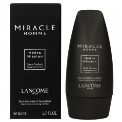 Lancome Miracle Homme Hydra Mission Daily Moisturizing Lotion 50 ml