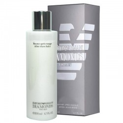 Giorgio Armani Emporio Diamonds For Men After Shave Balm 200 ml