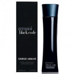 Giorgio Armani Black Code After Shave Balm 100 ml
