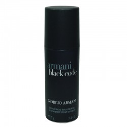 Giorgio Armani Black Code Desodorante Spray 150 ml