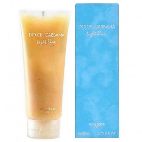 Dolce & Gabbana Light Blue Body Scrub Gel 200 ml