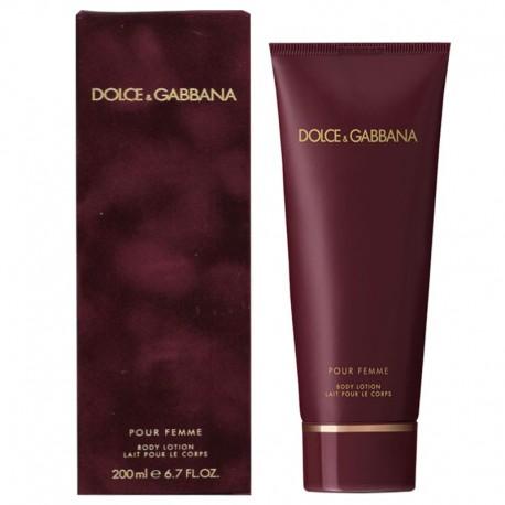 Dolce & Gabbana Pour Femme Perfumed Body Lotion 200 ml
