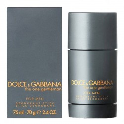 Dolce & Gabbana The One Gentleman Desodorante Stick 75 ml