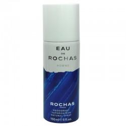 Rochas Eau De Rochas Homme Desodorante Spray 150 ml