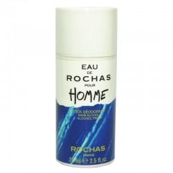 Rochas Eau De Rochas Homme Desodorante Stick 75 ml