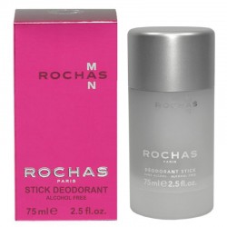 Rochas Man Desodorante Stick 75 ml