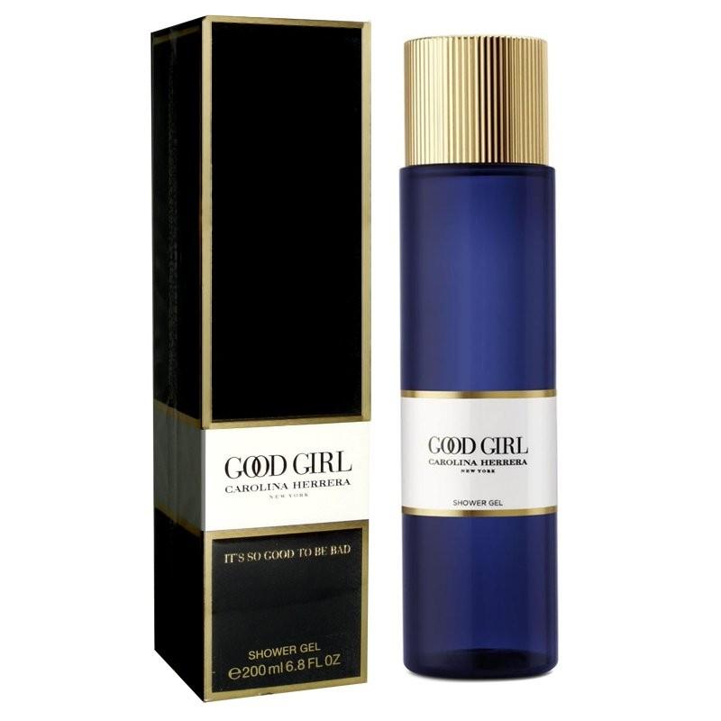 Blue good bottle perfume girl