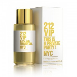 Carolina Herrera 212 VIP Shower Gel 200 ml