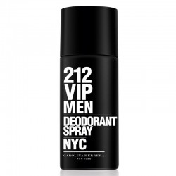 Carolina Herrera 212 VIP Men Desodorante Spray 150 ml