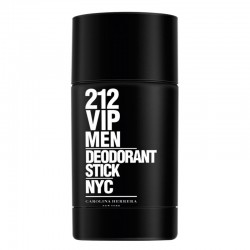 Carolina Herrera 212 VIP Men Desodorante Stick 75 ml
