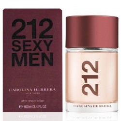 Carolina Herrera 212 Sexy Men After Shave Lotion 100 ml