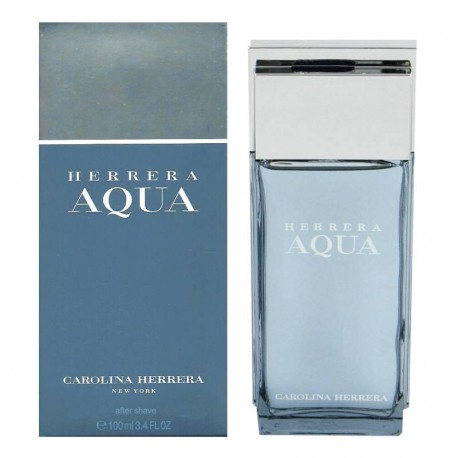 Carolina Herrera Aqua After Shave Lotion 100 ml