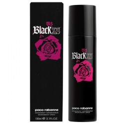 Paco Rabanne Black XS Woman Desodorante Spray 150 ml
