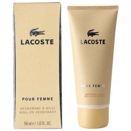 Lacoste Pour Femme Desodorante Roll-on 50 ml