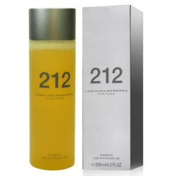 Carolina Herrera 212 Shower Gel 250 ml