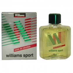 Williams Sport edt 200 ml no spray