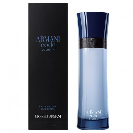 Giorgio Armani Code Colonia edt 125 ml spray