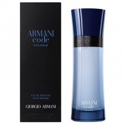 Giorgio Armani Code Colonia edt 75 ml spray