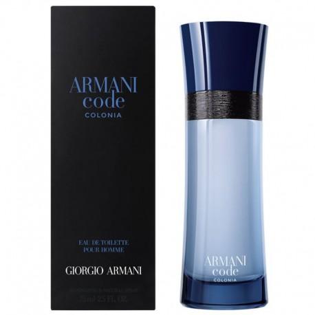 Giorgio Armani Code Colonia edt 75 ml spray