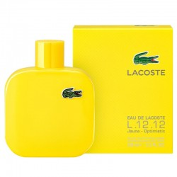 Lacoste L12.12 Jaune edt 100 ml spray