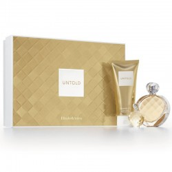 Elizabeth Arden Untold Estuche edp 50 ml spray + Body Lotion 100 ml + miniatura
