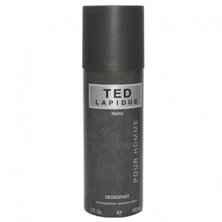 Ted Lapidus Pour Homme Desodorante spray 150 ml