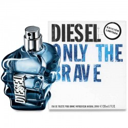 Diesel Only The Brave Pour Homme edt 200 ml spray