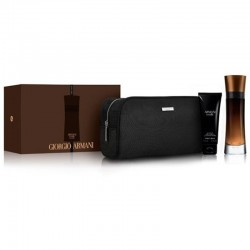 Giorgio Armani Code Profumo parfum pour homme Estuche 110 ml spray + Shower Gel 75 ml + Neceser
