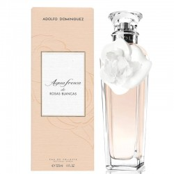 Adolfo Dominguez Agua Fresca de Rosas Blancas edt 120 ml spray