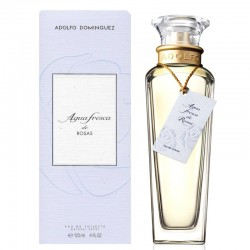 Adolfo Dominguez Agua Fresca de Rosas edt 120 ml spray