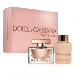 Dolce & Gabbana Rose The One Estuche edp 50 ml spray + Body Lotion 100 ml
