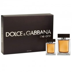 Dolce & Gabbana The One For Men Estuche edt 100 ml spray + edt 30 ml spray
