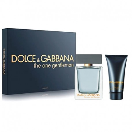Dolce & Gabbana The One Gentleman Estuche edt 100 ml spray + After Shave Balm 75 ml