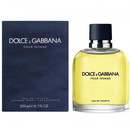 Dolce & Gabbana Homme edt 200 ml spray