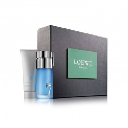 Loewe 7 Loewe Natural Estuche edt 100 ml spray + After Shave Bálsamo 100 ml