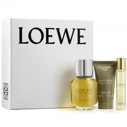 Loewe Pour Homme Estuche edt 100 ml spray + edt 20 ml spray + After Shave Balm 50 ml