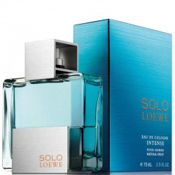 Loewe Solo Loewe Eau de Cologne Intense 75 ml spray