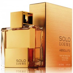 Loewe Solo Loewe Absoluto edt 125 ml spray