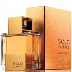 Loewe Solo Loewe Absoluto edt 75 ml spray