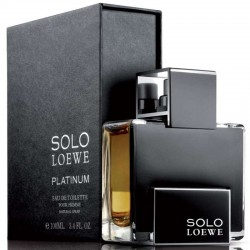 Loewe Solo Loewe Platinum edt 100 ml spray